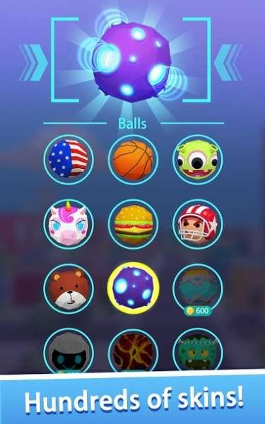 دانلود Big Big Baller 1.3.1 بازی آرکید گوی نابودگر اندروید + مود