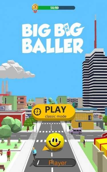 دانلود Big Big Baller 1.3.6 بازی آرکید گوی نابودگر اندروید + مود