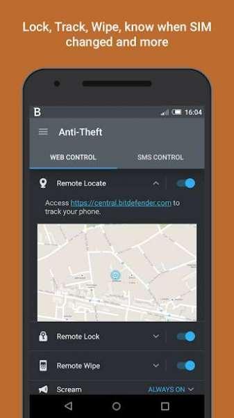 دانلود Bitdefender Mobile Security Antivirus Full 3.3.082.1213 آنتی ویروس قدرتمند اندروید