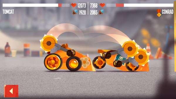 دانلود CATS: Crash Arena Turbo Stars 2.24 بازی اکشن نبرد میان گربه ها اندروید