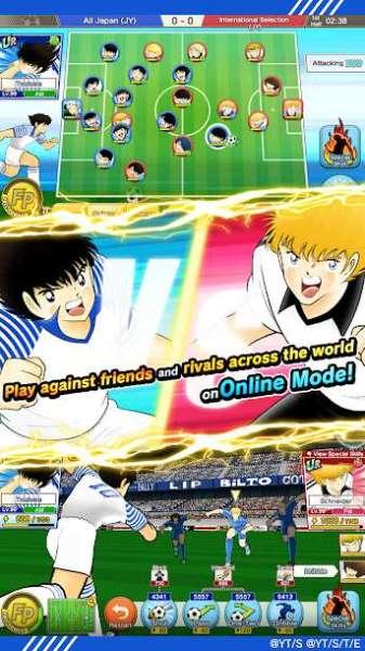 دانلود Captain Tsubasa: Dream Team 4.3.1 بازی فوتبالیست ها اندروید + مود