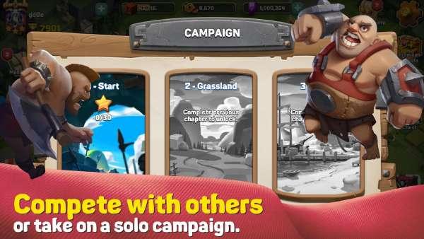 دانلود Caravan War 2.9.4  بازی فوق العاده بی نظیر جنگ کاروان ها اندروید + دیتا
