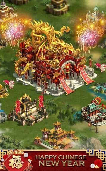 دانلود Clash of Kings 6.11.0 بازی اندروید پرطرفدار نبرد پادشاهان