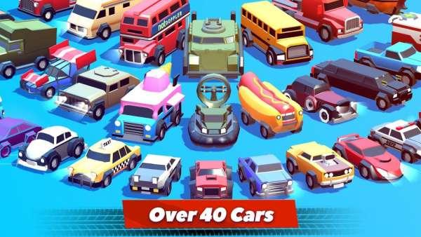 دانلود Crash of Cars 1.5.21 بازی تصادف ماشین ها