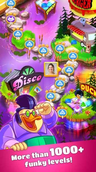 دانلود Disco Ducks 1.70.3 بازی اردک های دیسکو اندروید + مود