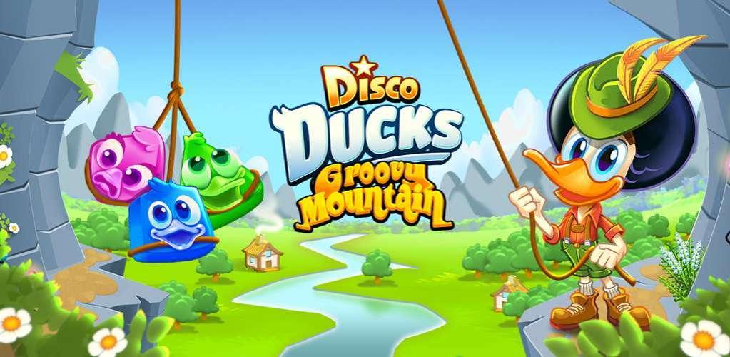 دانلود Disco Ducks 1.60.0 بازی اردک های دیسکو اندروید + مود