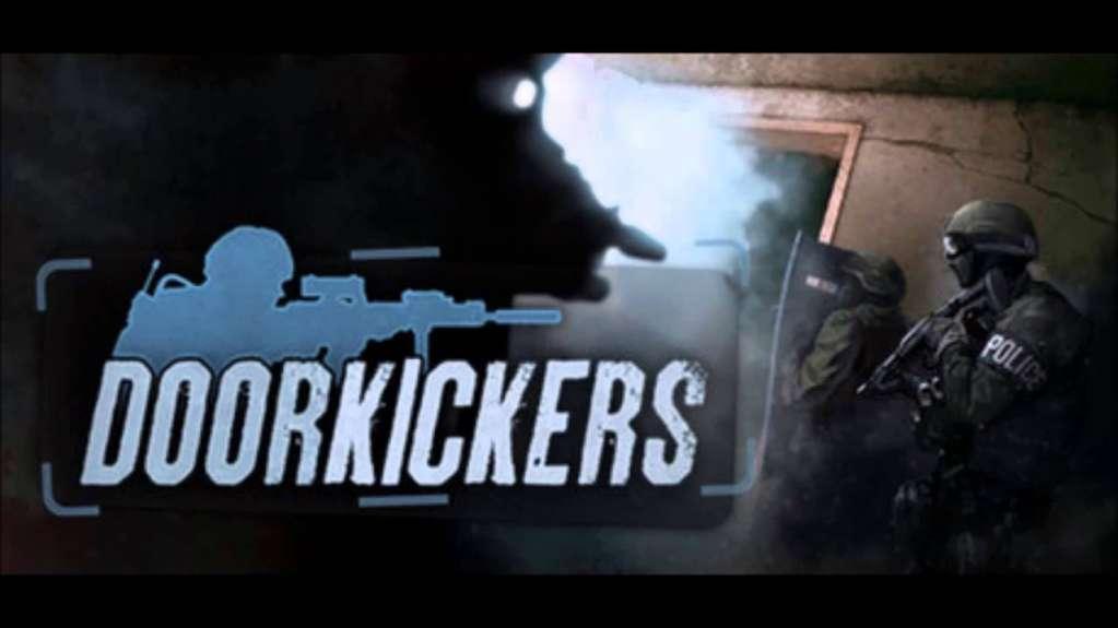 دانلود Door Kickers 1.1.101 بازی گروه ضربت