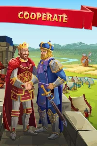 دانلود Empire: Four Kingdoms 4.6.27 بازی امپراطوری چهار پادشاهی اندروید