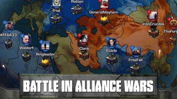 دانلود Empires and Allies 1.114.1545540  بازی امپراطوران و متفقین اندروید