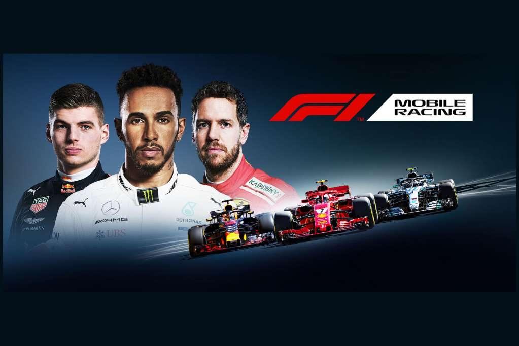 دانلود F1 Mobile Racing 1.17.11 بازی مسابقات فرمول 1 اندروید
