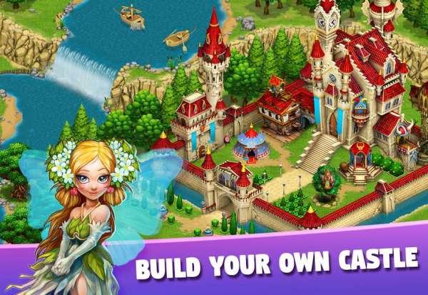 دانلود Fairy Kingdom HD 3.2.5 بازی قلمرو پریان اندروید + مود