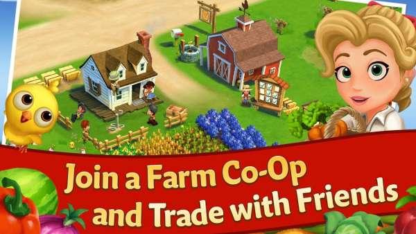 دانلود FarmVille 2 Country Escape 15.2.5511 بازی مزرعه داری فرار از شهر 2 اندروید + مود