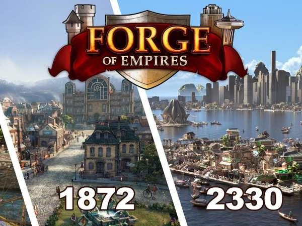 دانلود Forge of Empires 1.206.17 بازی استراتژیک پیشرفت امپراطوریها برای اندروید