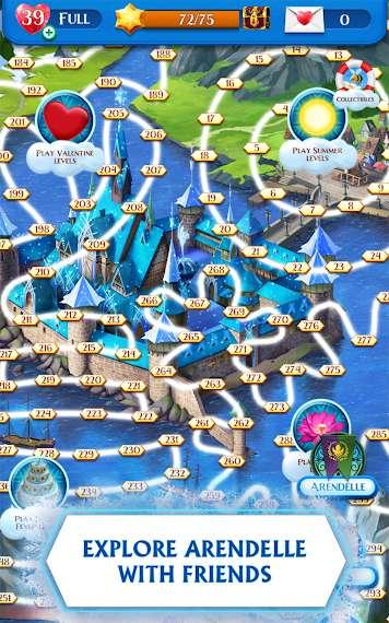 دانلود Frozen Free Fall 10.5.0 بازی سقوط آزاد یخ زده اندروید + مود + دیتا
