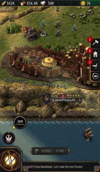 دانلود Game of Thrones 5.0.583855 بازی تاج و تخت  مخصوص اندروید