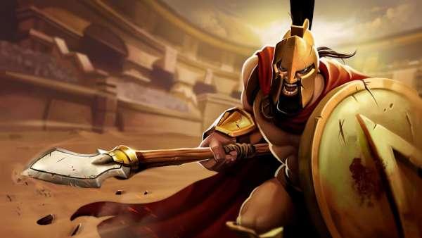 دانلود Gladiator Heroes 3.4.5 بازی زیبای قهرمانان گلادیاتور اندروید + دیتا
