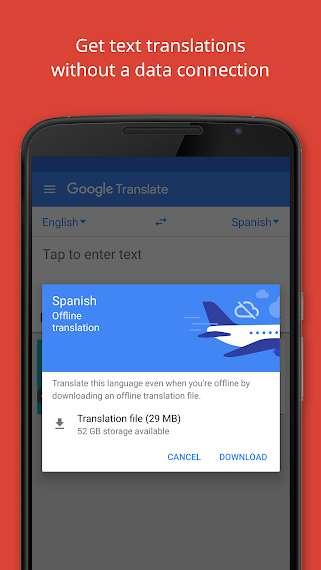 دانلود Google Translate 6.23.0.03.393894181 برنامه مترجم گوگل اندروید