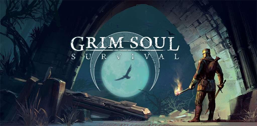 دانلود Grim Soul Dark Fantasy Survival 2.3.3.203030235 بازی فوق العاده روح گریم بقا در تاریکی اندروید + مود
