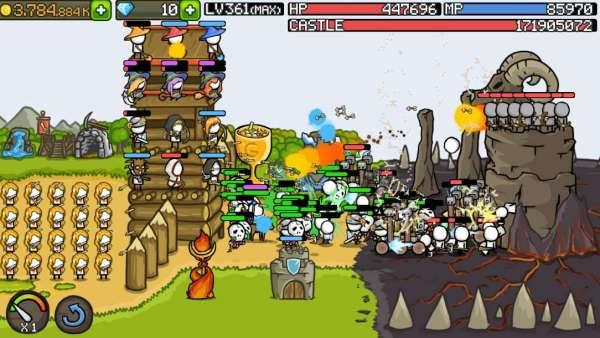دانلود Grow Castle 1.35.6 بازی محبوب و پرطرفدار توسعه قلعه اندروید + مود