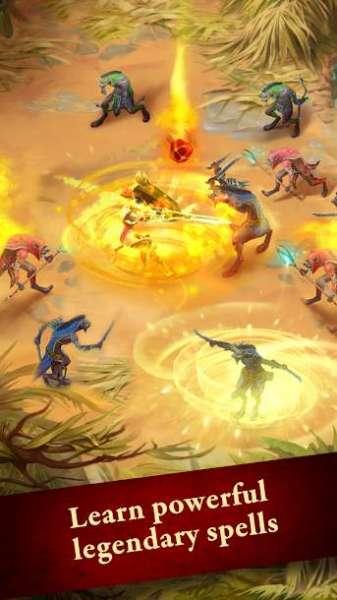 دانلود Guild of Heroes – fantasy RPG 1.119.3 بازی نقش آفرینی انجمن قهرمانان اندروید + مود