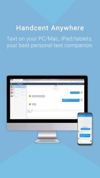 دانلود Handcent Next SMS 9.7.5 پیام رسان هندسنت اندروید +  تم و پلاگین ها