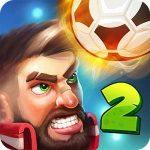 دانلود Head Ball 2 1.119 بازی سرگرم کننده فوتبال سر توپ 2 اندروید