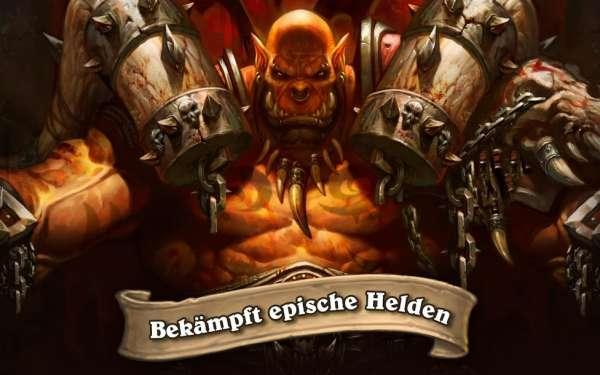 دانلود Hearthstone Heroes of Warcraft 20.4.84593 بازی قهرمانان وارکرفت