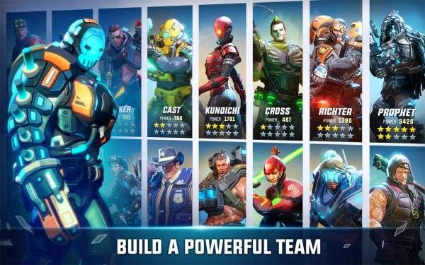دانلود Hero Hunters 5.1 بازی اندروید شکارچیان قهرمان