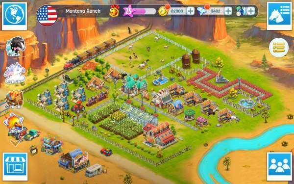 دانلود Horse Haven World Adventures 8.3.0 بازی ماجراهای پرورش اسب اندروید + دیتا