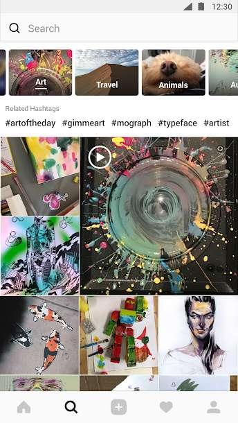 Instagram 166.0.0.0.69 دانلود اینستاگرام اندروید