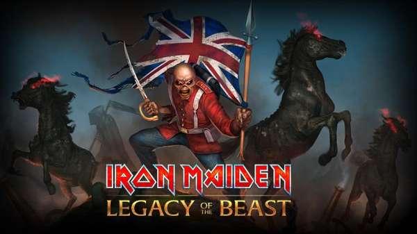 دانلود Iron Maiden: Legacy of the Beast 33873 بازی اکشن آیرون میدن (میراث جانور) اندروید