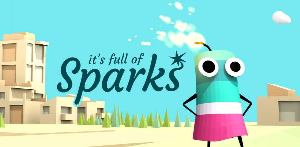 دانلود It's Full of Sparks 2.1.0 بازی ماجراجویی جهانی پر از جرقه اندروید + مود
