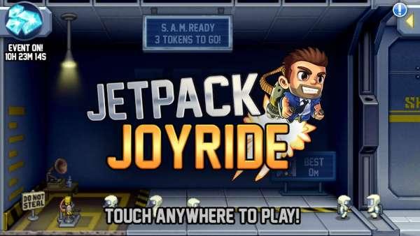 دانلود Jetpack Joyride 1.32.2 بازی زیبای جت پک اندروید + مود