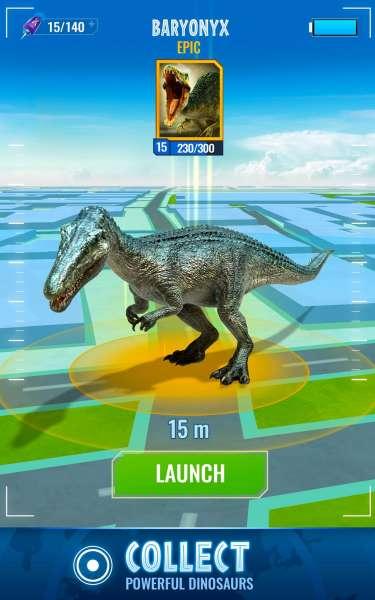 دانلود Jurassic World Alive 2.10.25 بازی شبیه سازی جهان دایناسورهای زنده اندروید + مود