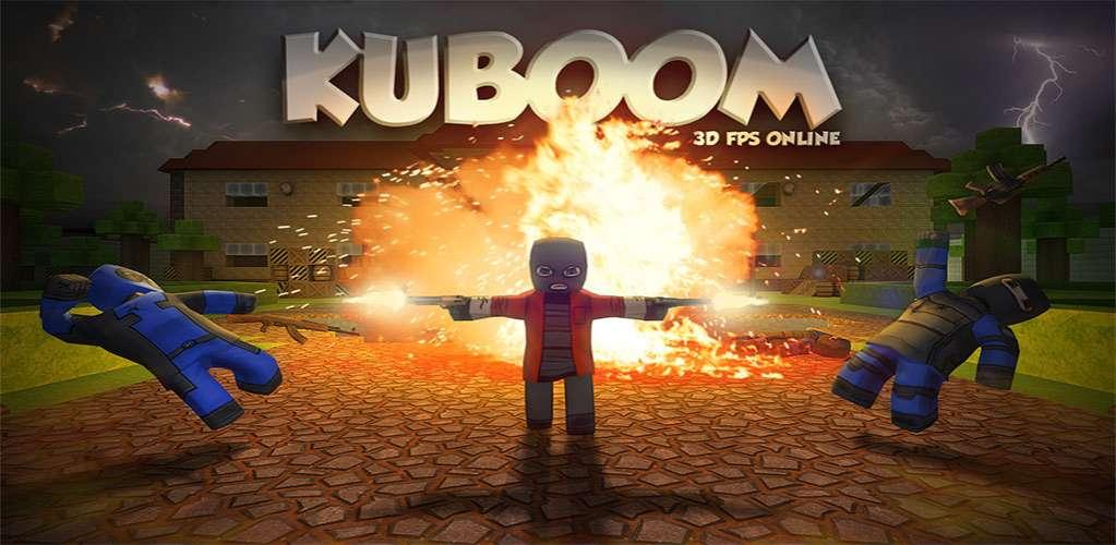 دانلود KUBOOM 2.02.484 بازی تفنگی جالب کوبوم اندروید + مود