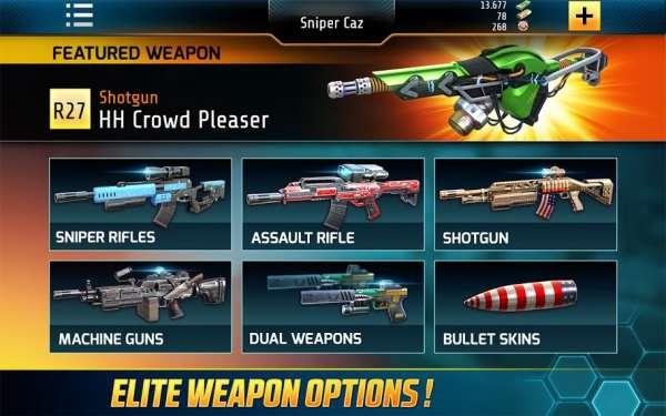 دانلود Kill Shot Bravo 9.1 بازی اندروید اسنایپری شلیک مرگبار + مود