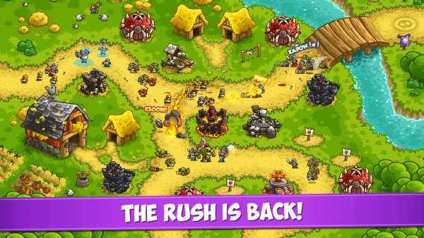 دانلود Kingdom Rush: Vengeance 1.9.11 بازی برج دفاعی پادشاهی راش اندروید  مود + دیتا