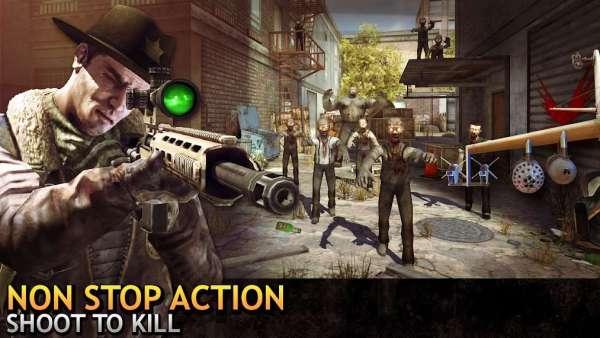 دانلود Last Hope Sniper Zombie War 3.2.0 بازی اندروید آخرین امید تک تیرانداز - نبرد زامبی +  مود