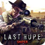 دانلود Last Hope Sniper Zombie War 3.0.2 بازی اندروید آخرین امید تک تیرانداز - نبرد زامبی +  مود