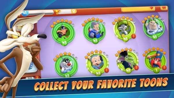 دانلود Looney Tunes World of Mayhem 32.0.0 بازی آرکید جهان لونی تونز اندورید