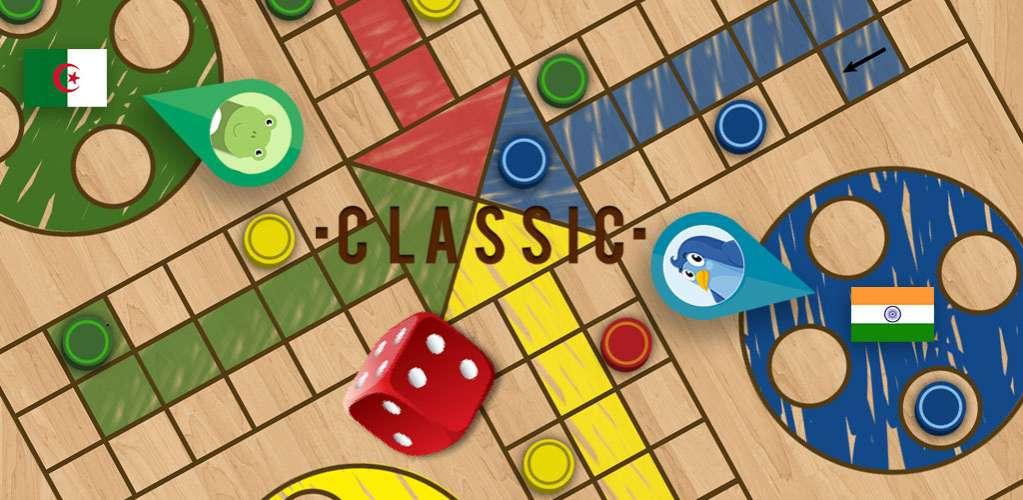 دانلود Ludo Classic 43.0 بازی خاطره انگیز منچ اندروید + مود