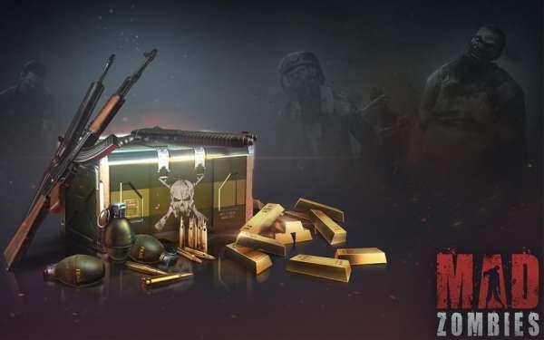دانلود MAD ZOMBIES : Offline Zombie Games 5.27.0 بازی نبرد بازی زامبی ها آفلاین اندروید + مود