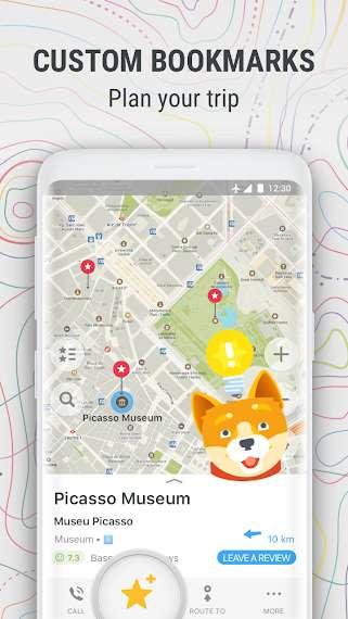 دانلود MAPS.ME 12.2.1 نقشه آفلاین عالی اندروید