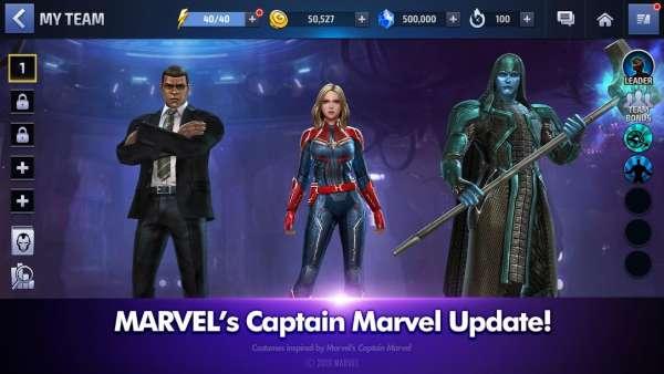 دانلود MARVEL Future Fight 7.4.0 بازی مبارزه آینده مارول اندروید