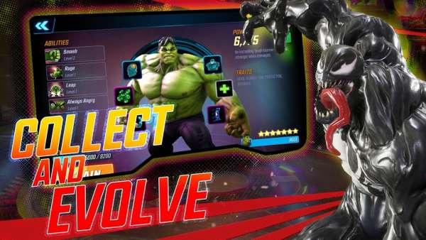 دانلود MARVEL Strike Force 5.7.1 بازی اعتصاب نیرو قهرمانان مارول اندروید + مود