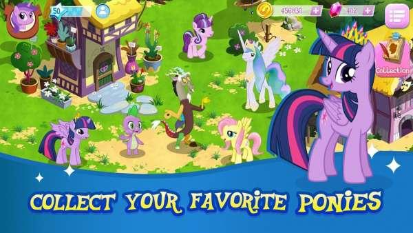 دانلود My Little Pony 6.9.1a بازی اسب کوچولوی من