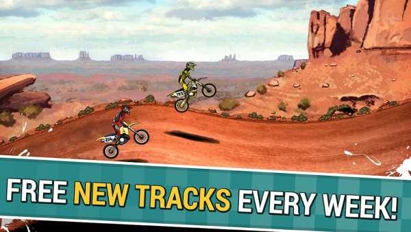 دانلود Mad Skills Motocross 2 2.26.3787 بازی فانتزی موتور کراس برای اندروید + مود