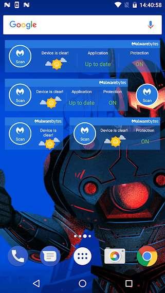 دانلود Malwarebytes Anti-Malware 3.8.2.38  آنتی ویروس و تروجان اندروید