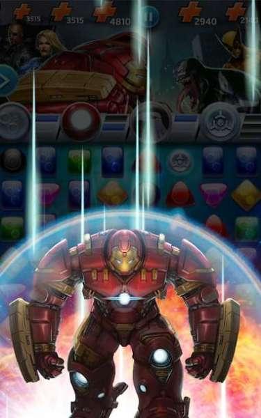 دانلود Marvel Puzzle Quest 229.573667 بازی جذاب مارول اندروید