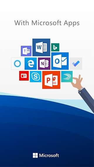 دانلود Microsoft  Launcher 6.210101.0.939011 لانچر مایکروسافت برای اندروید